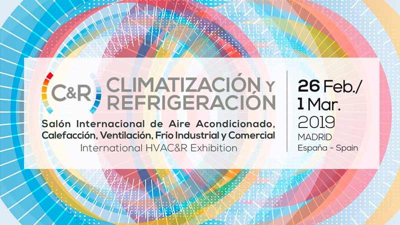 IFEMA FERIA DE LA CLIMATIZACIÓN 2019