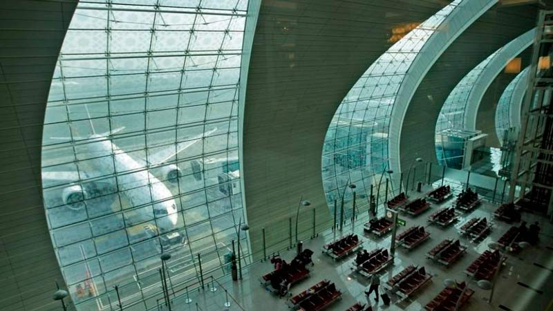 Dubai instala en su aeropuerto