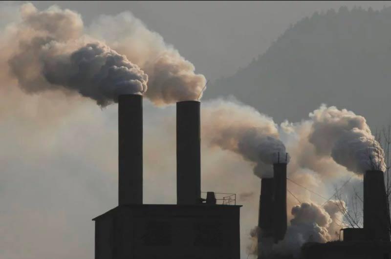 España redujo un 2,2% sus emisiones de CO2