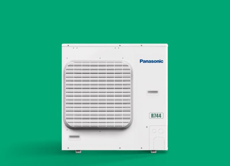 Panasonic participa en la IV edición del congreso Tecnofrío presentando la serie CR de CO2
