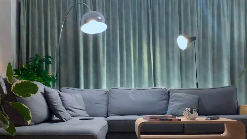 Bombillas inteligentes para personalizar ambientes
