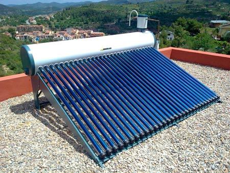 Energía solar térmica, una oportunidad para la industria