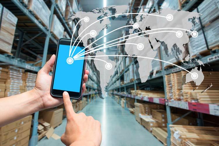 Tecnología que ayuda en el sector de logística en Telefonica