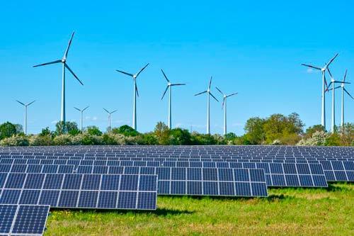 Crecimiento sostenido en el sector de energía renovable