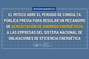 Gobierno apoya inversiones en eficiencia energética
