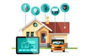 El beneficio de la automatización del hogar